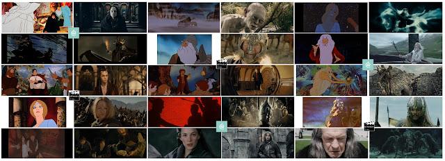 El Señor de los Anillos: Peter Jackson Vs Ralph Bakshi (Basados en la obra de JRRTolkien) - ÁlvaroGP - el fancine - el troblogdita
