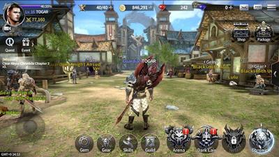 Mirror Dragon Nest 2 Legend Apk