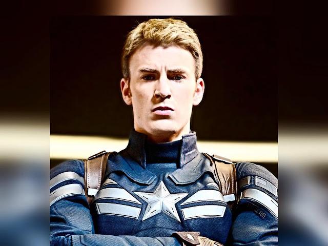 Captain America The Super Hero
