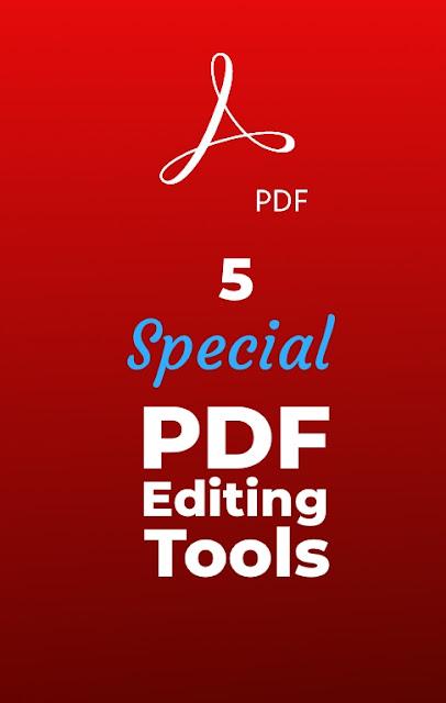Free-PDF-Editor-Tools