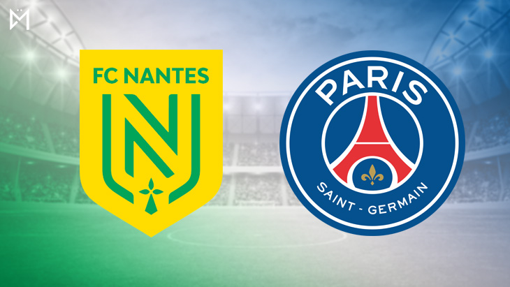 live broadcast Paris Saint-Germain against Paris SG vs Nantes today match