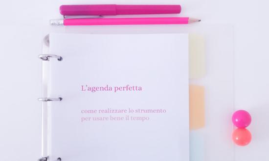 Paroladordine corso online agenda perfetta