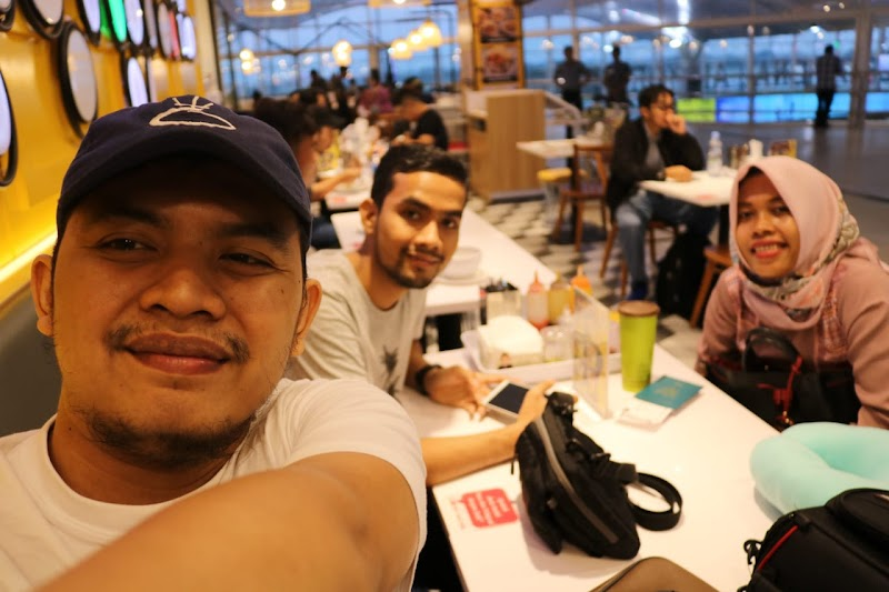 Travelling Rempong Penang - Hat Yai 2018 (Part 1)