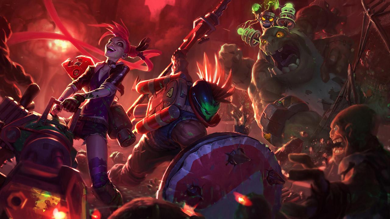 Zombie Slayer Jinx
