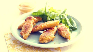 resep Chicken Finger nugget