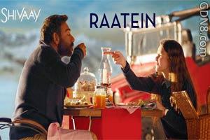 RAATEIN - SHIVAAY - Jasleen Royal & Ajay Devgn