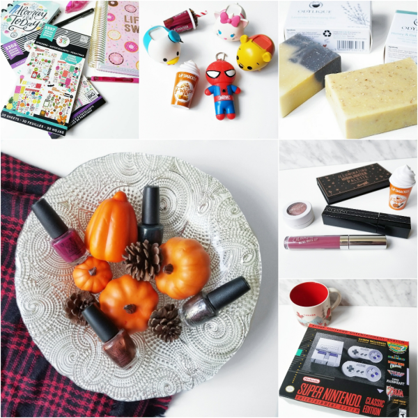 bbloggers, bbloggersca, canadian beauty bloggers, instamonth, instagram, round up, beauty blog, lifestyle, blogger, the happy planner, recollections planner, life is sweet, donuts planner, mambi, me and my big ideas, create 365, mini happy planner, lip smacker, lipsmacker, lip smackers, disney, spiderman, coca cola, odylique, cleansing bars, colourpop, givenchy, nintendo, snes classic, opi, nail polish, starbucks, you are here, ottawa