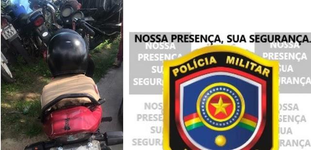 Mais um veículo roubado é recuperado na cidade de São Bento do Una, PE