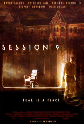 Session 9 (2001) - Poster