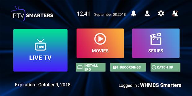 تنزيل تطبيق iptv smarters واكود تفعيل مجانية موقع تكنوسبورت
