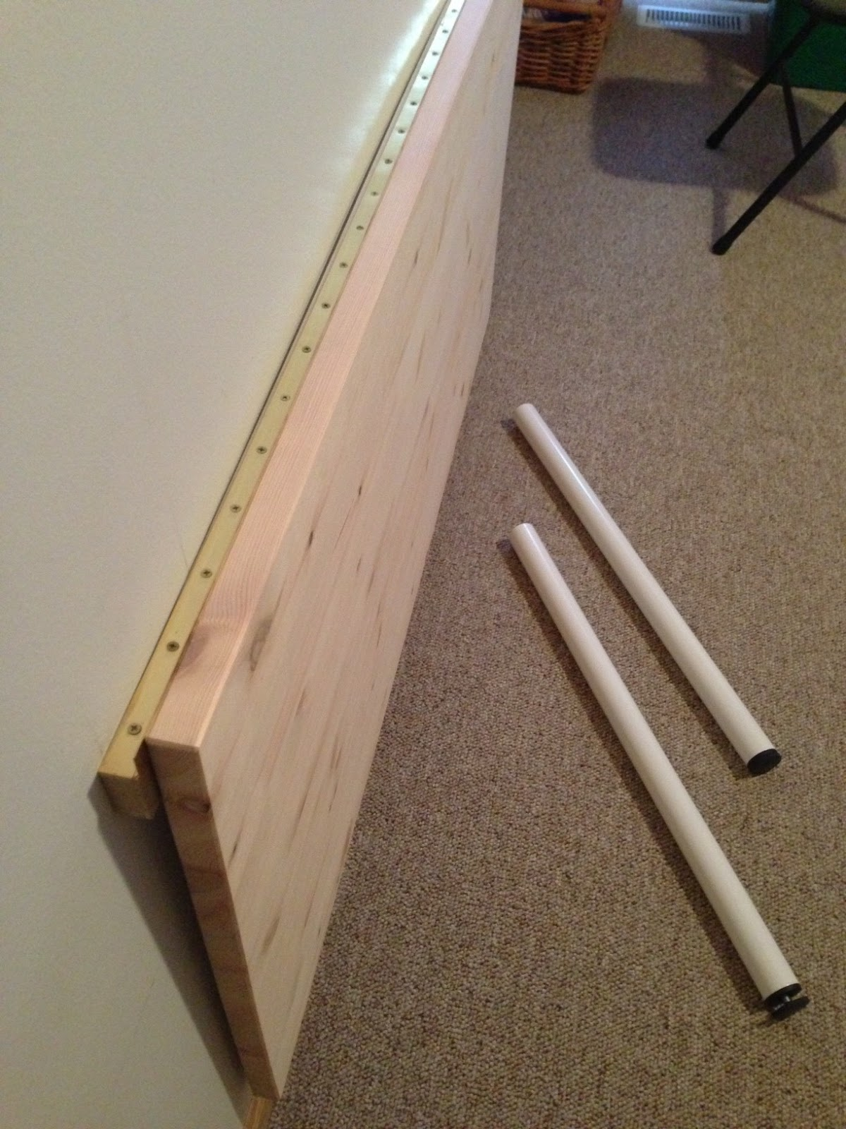Guest Bedroom Colors How To Build A Wall Mounted Fold Down Desk Table