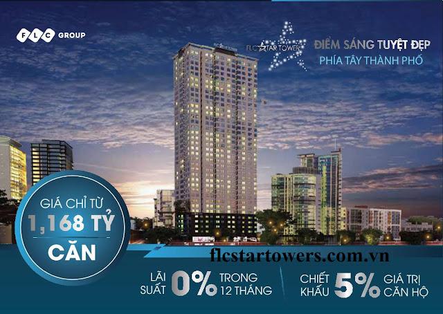 Chung cư Flc Star Tower 418 Quang Trung