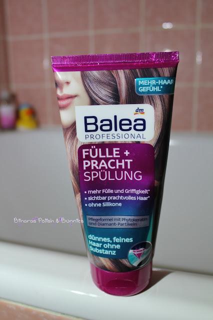 Balea Professional Fülle und Pracht Haarspülung