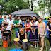 Fiestas | Las cuadrillas abarrotan el parque de los Hermanos con tortillas y paellas