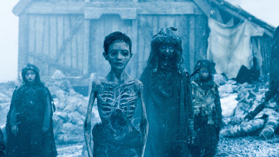 White Walkers (Game of Thrones - 5x08 -  Hardhome)