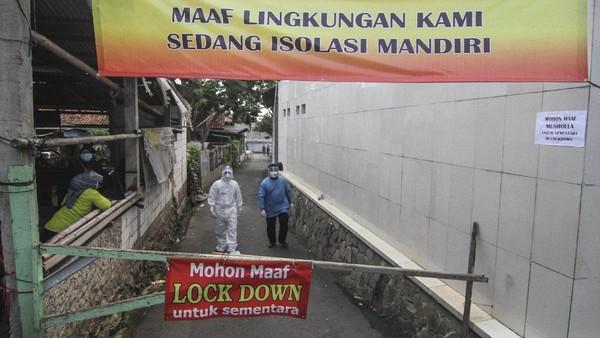 Tambah Lagi, 104 Orang Positif Corona di Klaster Silaturahmi Lebaran Cilangkap