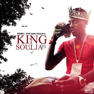 Soulja Boy - King Soulja 6  (2016) - Album Download, Itunes Cover, Official Cover, Album CD Cover Art, Tracklist