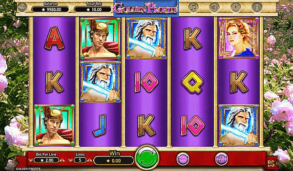 Main Gratis Slot Indonesia - Golden Profits Booming Games