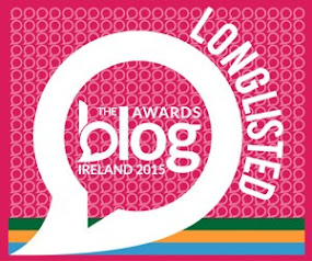 Blog Awards Ireland Longlisted 2015