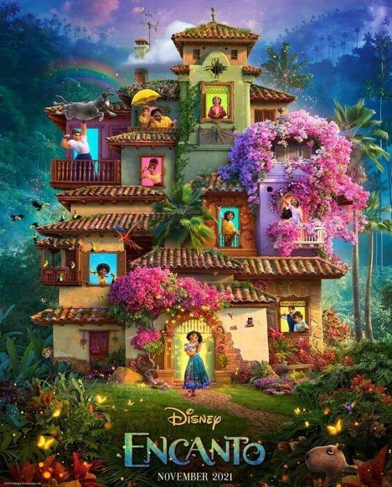 Primer tráiler de Encanto película inspirada en Colombia