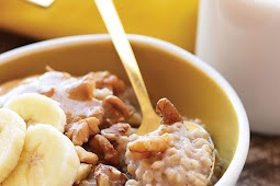 MAPLE CINNAMON CROCKPOT STEEL CUT OATS