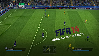 FIFA 14 Dark SweetFX Convertd From FIFA 18