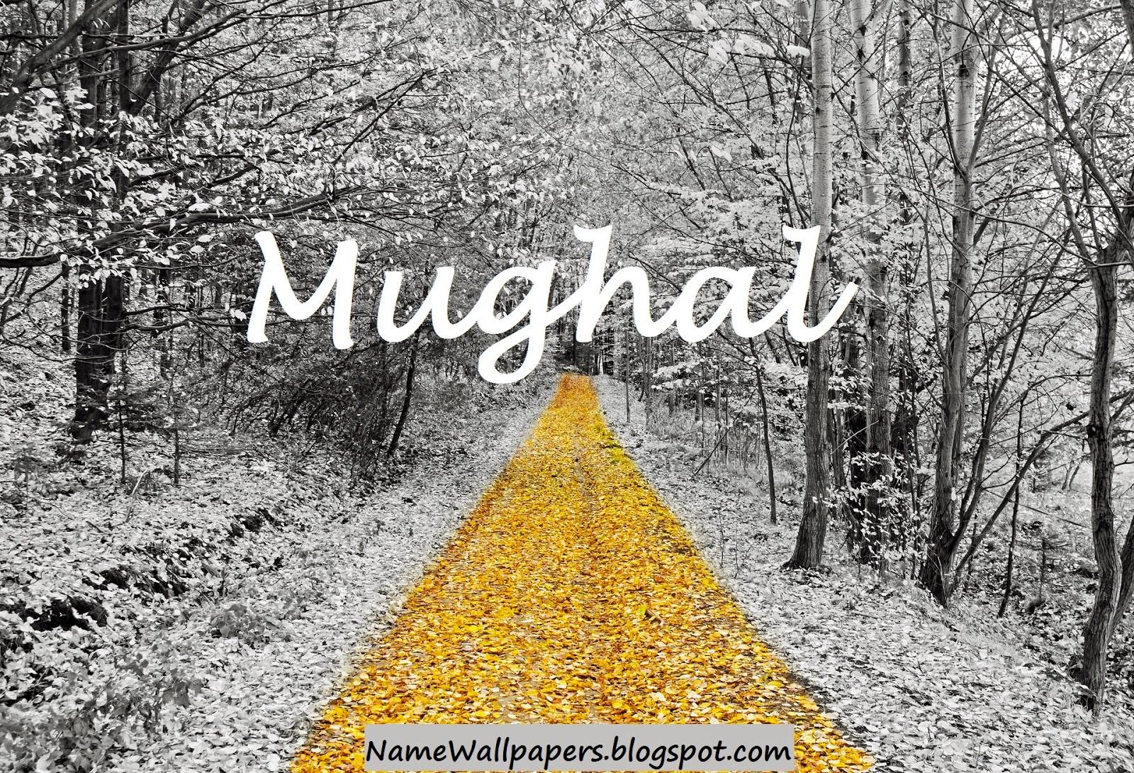Mughal Name Wallpapers Mughal ~ Name Wallpaper Urdu Name ...