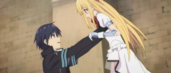 Sinopsis Cerita Anime Assassins Pride Season 1