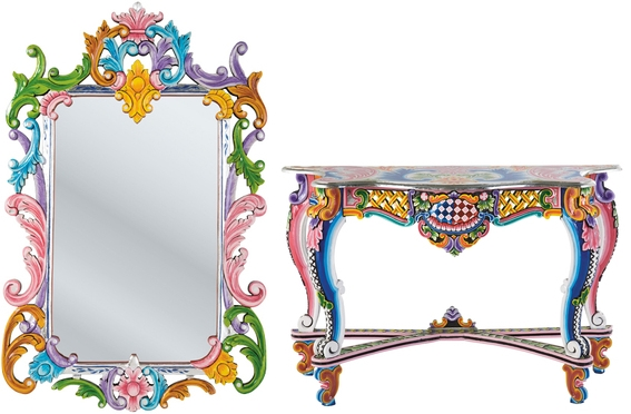 Darya Girina Interior Design Pop Art Inspiration In