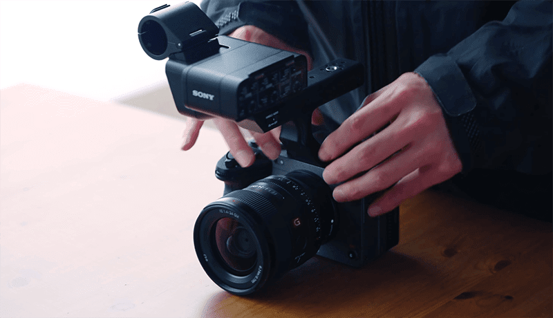 The most compact Cinema Line camera yet