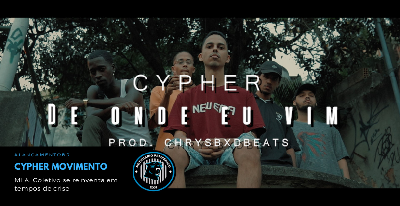 "CYPHER MOVIMENTO: ""DE ONDE EU VIM"" GÊNESIS MC 