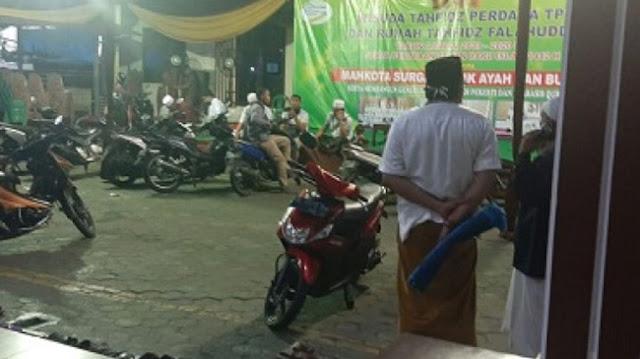 Pengurus Masjid Langsung Rapat Internal Usai Penikaman Syekh Ali Jaber