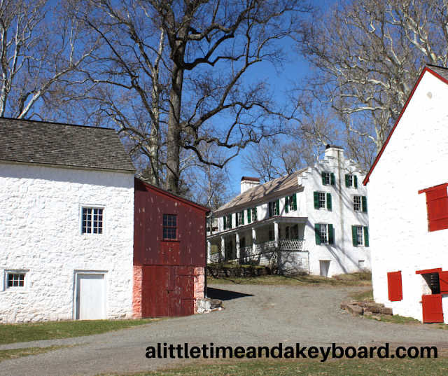 Exploring an early industrial village at Hopewell Furnace in Pennsylvania