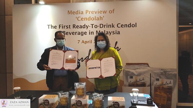 CENDOLAH MEDIA PREVIEW, SHANGRI-LA KL