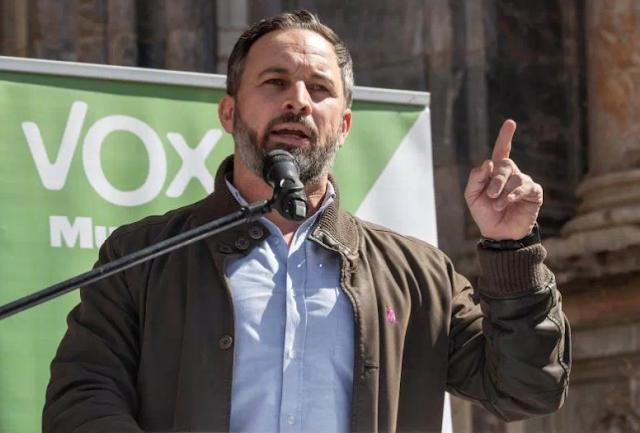Abascal garantiza que Vox no bloqueará un gobierno de Ayuso