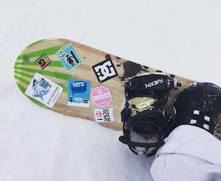 Ciąża i Snowboard