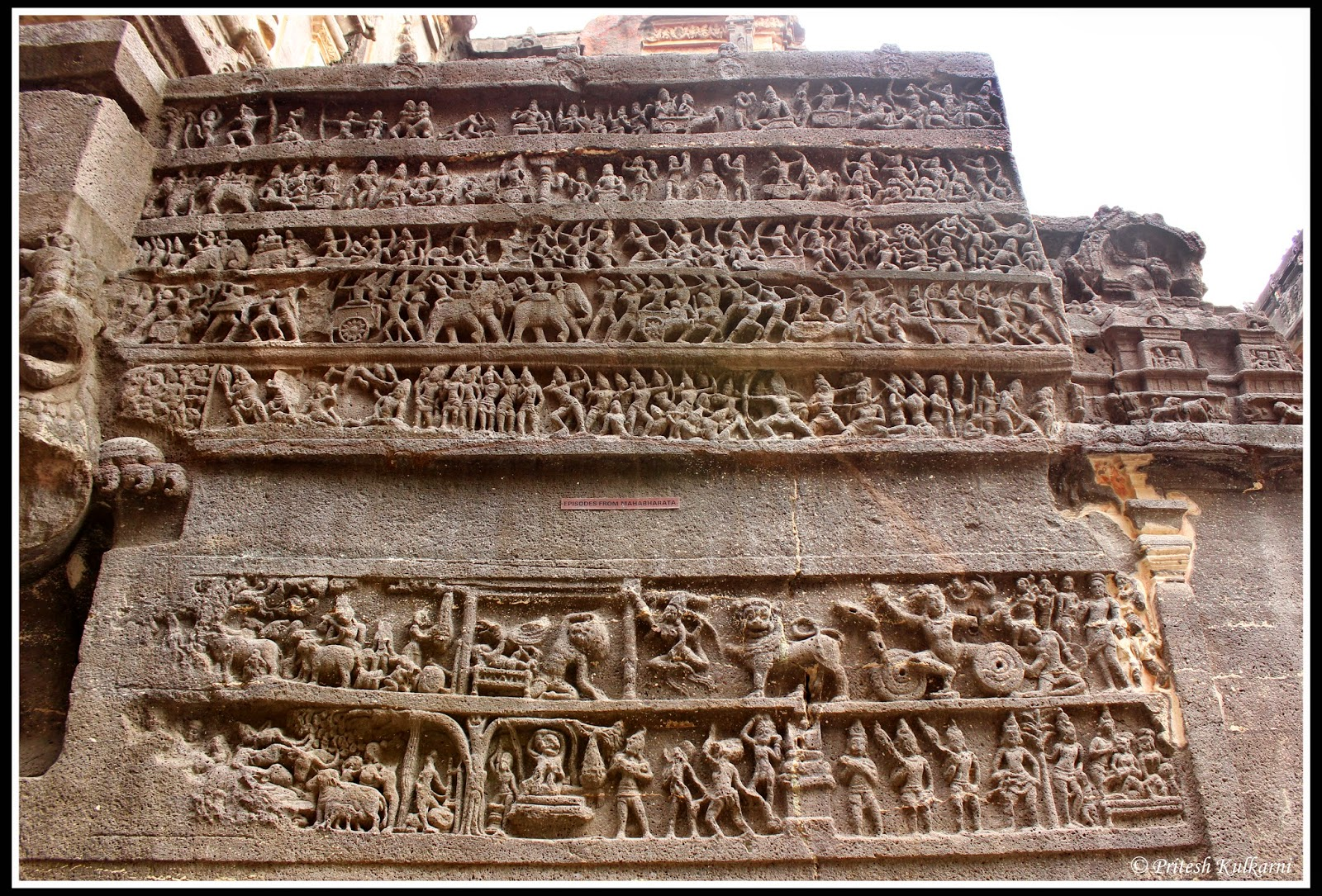 War story of epic Mahabharata