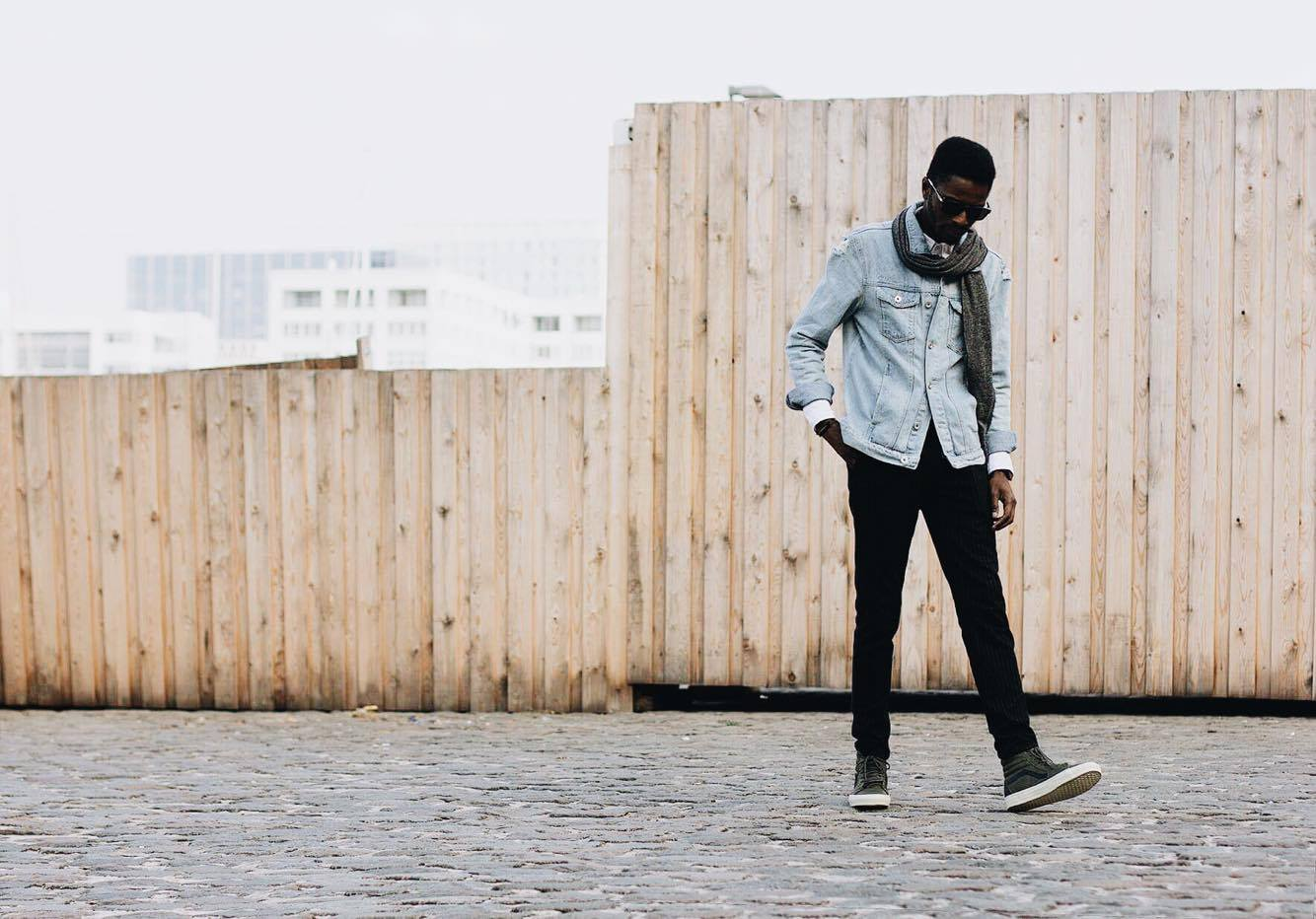 Urban men street style in Antwerp - Wearing VANS sneakers Before the drop | Zalando X Marni | #StepIntoMarni