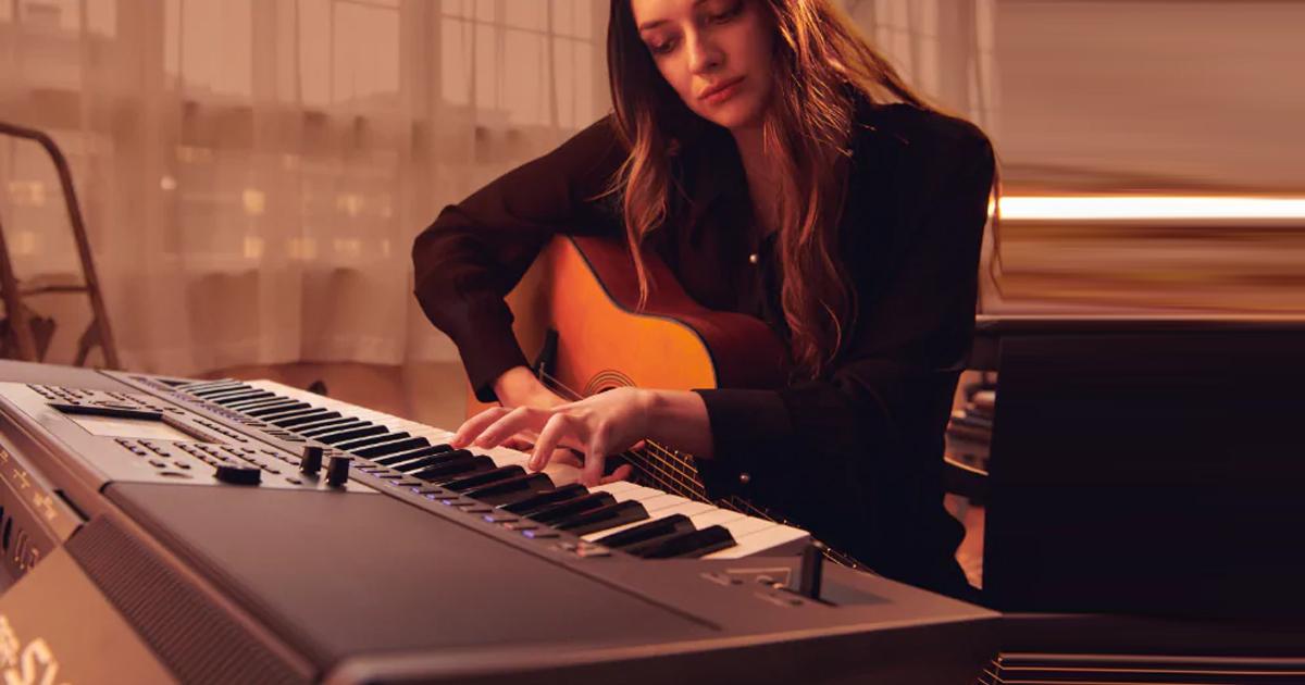 Cửa Hàng Bán Đàn Organ Yamaha PSR-SX900 Mới 2019