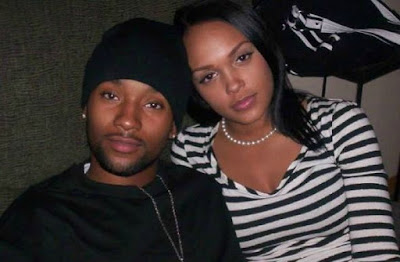 Jondelle Michelle Lee with her husband