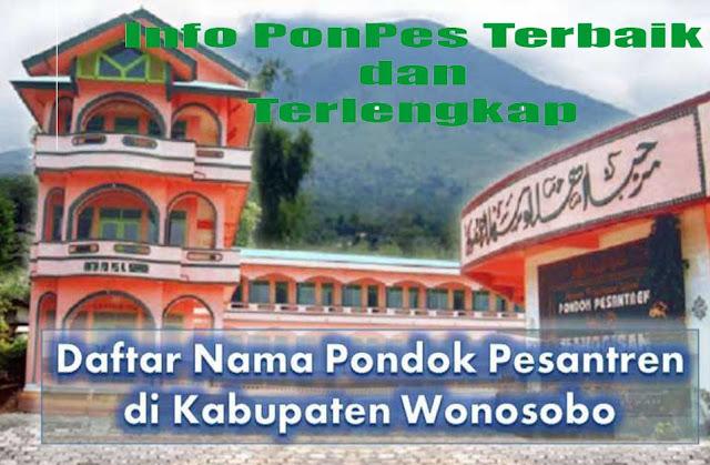 Pesantren di Wonosobo
