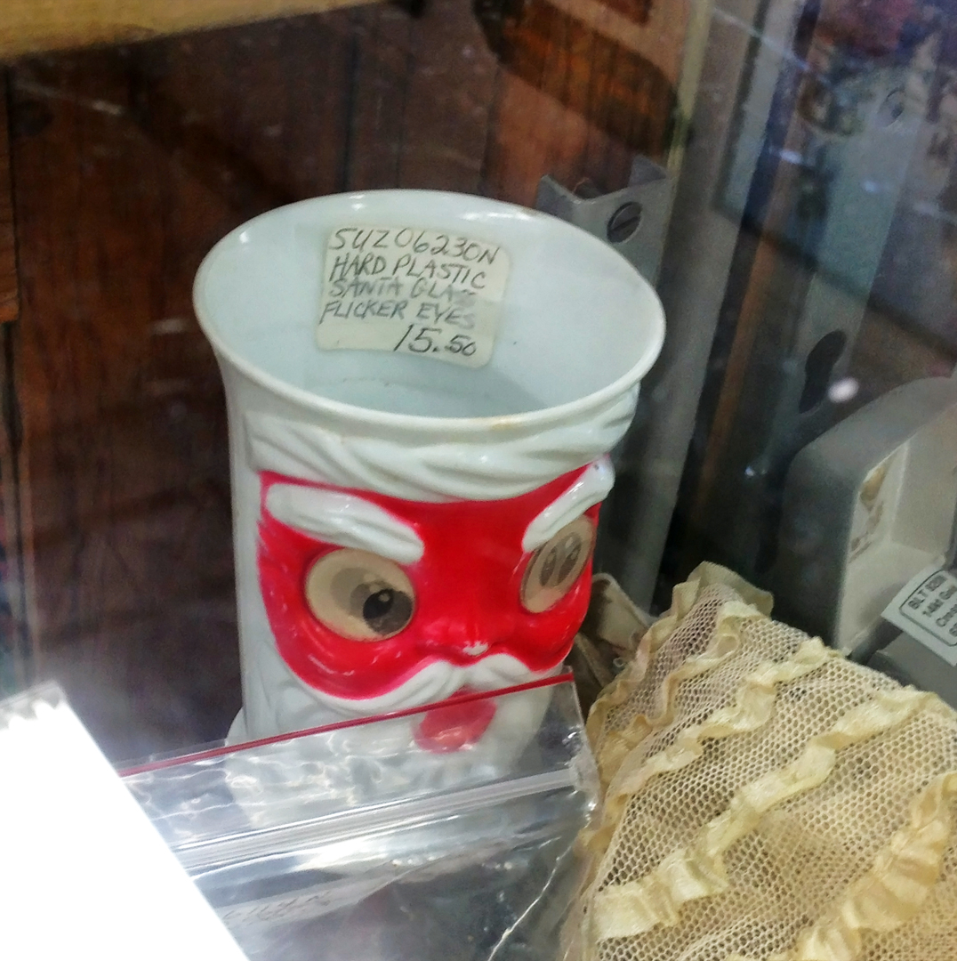 20 Weird Items From The Columbus Wi Antiques Mall Popthomology