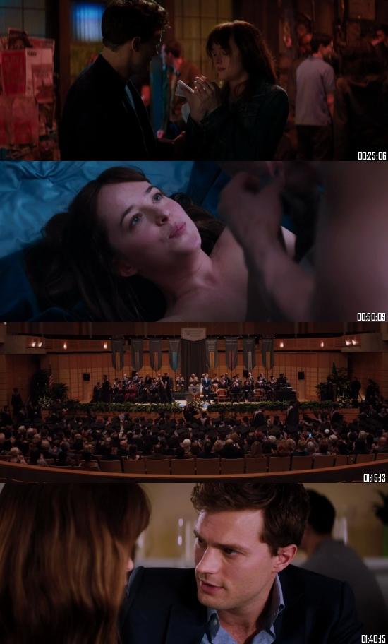 Fifty Shades Of Grey 2015 BRRip 720p 480p Dual Audio Hindi English Full Movie Download
