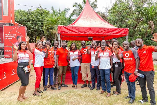 Vodafone Embarks On Nationwide SME Market Storm