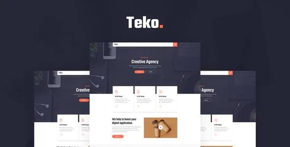 Best Creative Agency Template Kit
