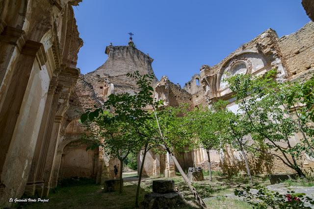 Monasterio de la Virgen de la Gracia - La Fresneda, Matarraña