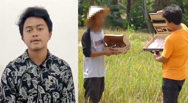 Minta Orang Batalkan Puasa Dengan Iming-iming Rp10 Juta, Youtuber Ini Akhirnya Minta Maaf, Tapi Netizen Sudah Terlanjur Geram!