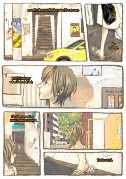 Sunset and Curry Manga