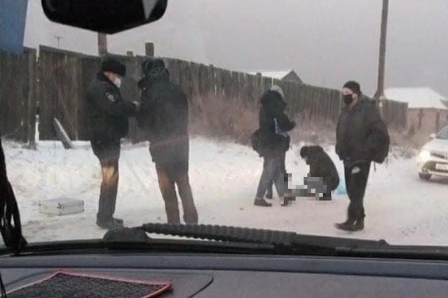 Малышка замерзла насмерть: в Туве пьяные родители забыли на улице 7-месячного ребенка