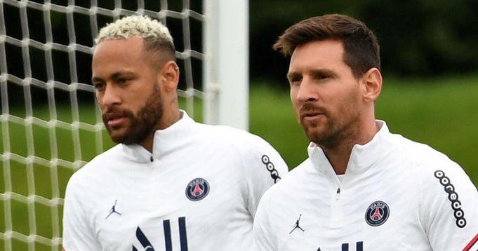 Pochettino Speak on Messi & Neymar fitness before Brugge clash